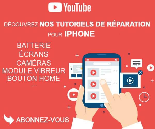 Tutoriel iPhone 7 Youtube