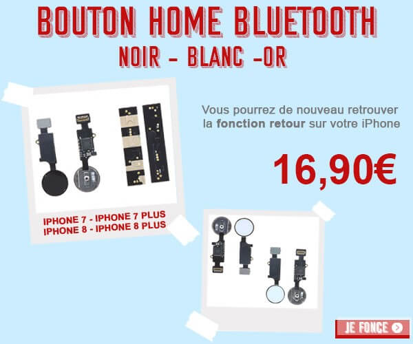 Bouton home bluetooth
